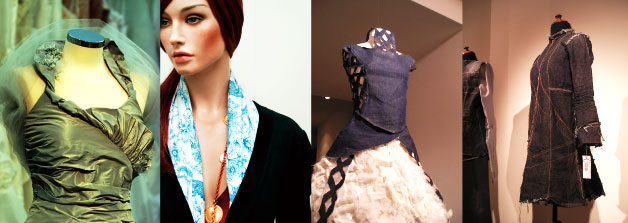 ファッションデザイン 通信