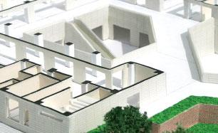 建築模型 道具