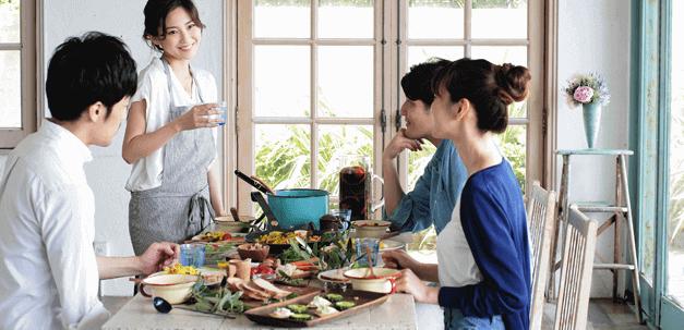キッチン心理カウンセラーW資格取得スペシャル講座