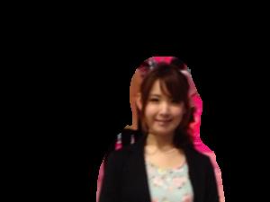 デコ講座卒業中島里菜さん