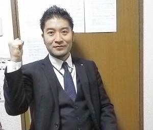 ワイン講座卒業石川温彦さん