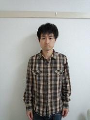 建築模型講座卒業佐藤寛将さん