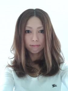 ネイル講座卒業松本藍さん