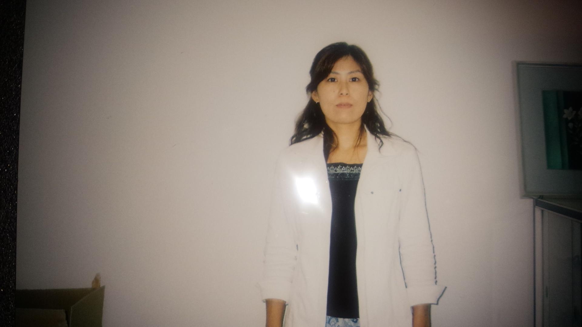 キャンドル講座卒業山口理恵さん
