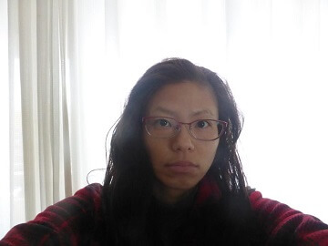 カラーセラピー講座卒業川名 久美子さん
