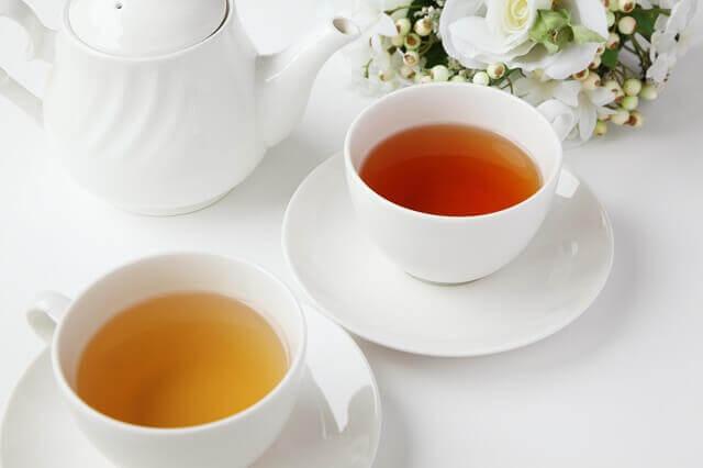 紅茶には身体にいい効能がいっぱい!