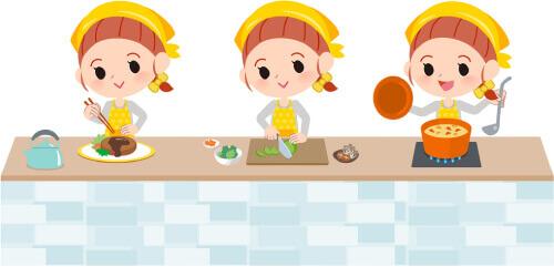 卒業後は「幼児食」のプロとしてさまざまな活動が可能です!