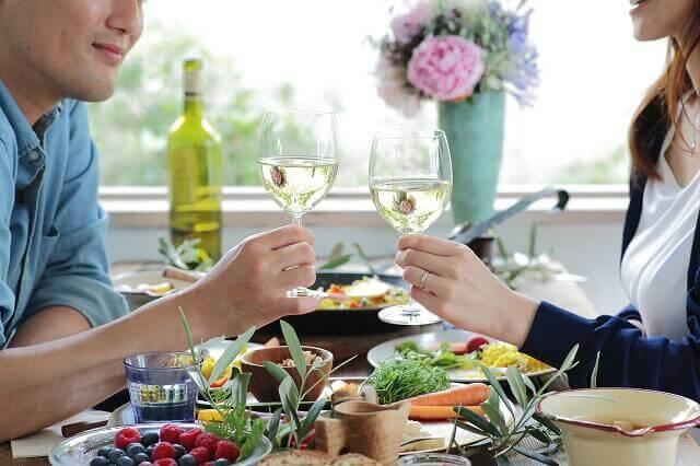 赤ワインに多く含まれるタンニンについて