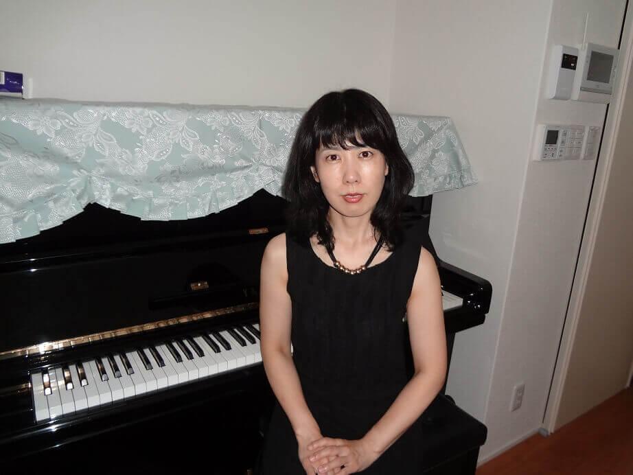 音楽療法講座卒業藤田さおりさん