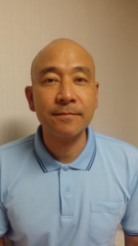 音楽療法講座卒業喜友名 伸さん