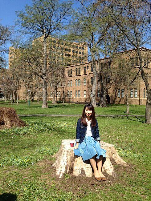 スパイス香辛料アドバイザー講座卒業清水美沙さん
