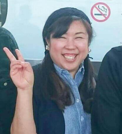 風水講座卒業篠原恵子さん