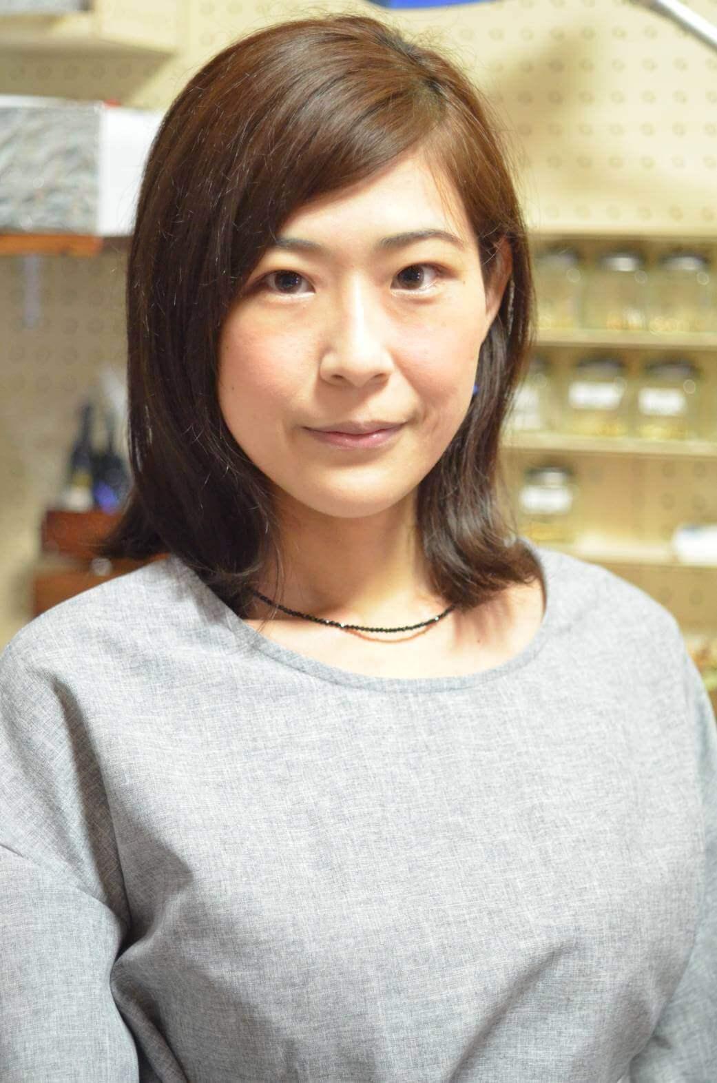 レジンアクセサリー講座卒業高橋 由佳さん