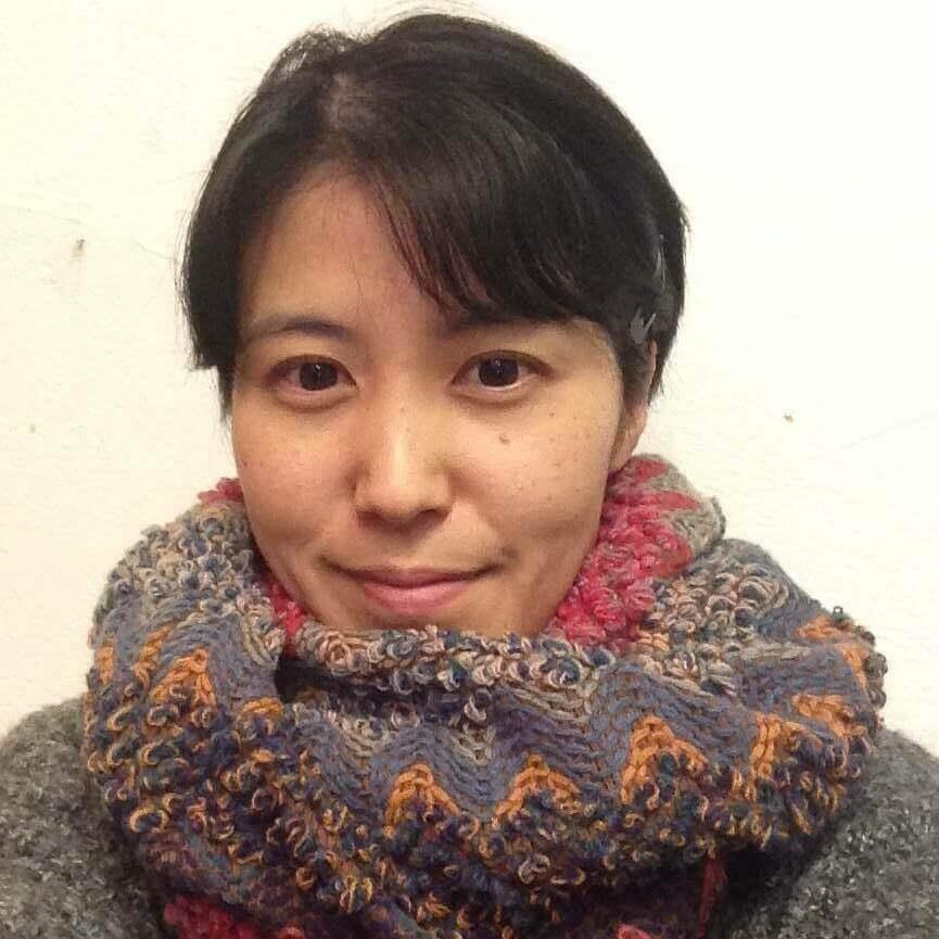 キャンドル講座卒業岩崎幸子さん