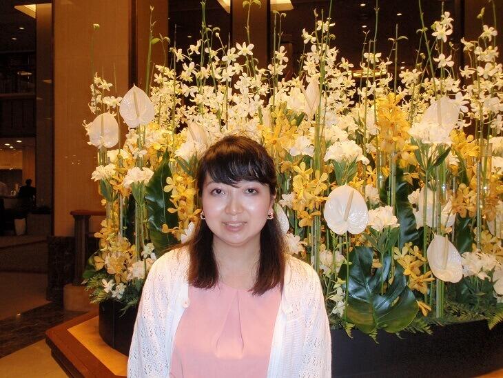音楽療法講座卒業中川裕佳子さん