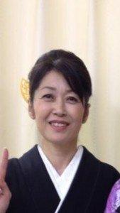 フラワーアレンジメント講座卒業原洋子さん