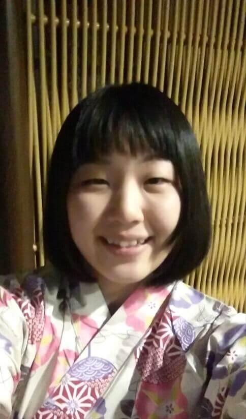 猫の育て方講座卒業山崎愛莉さん