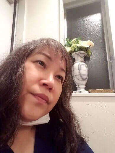 メンタル心理ヘルスカウンセラー講座卒業山口洋子さん