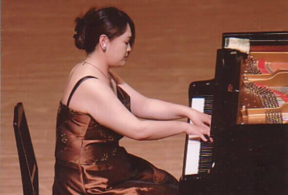 音楽療法講座卒業山口 紋子さん