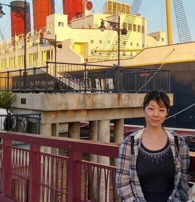 ヨガインストラクター講座卒業渡邊優妃さん