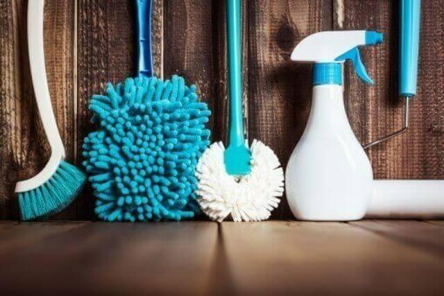 これで楽々!効率をあげる掃除の順番