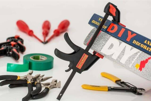 どうすればいい?DIYを始めるときの基本的な手順と道具とは