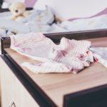これならすっきり!赤ちゃんの洋服の収納方法