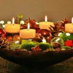 クリスマスにやってみたい!キャンドルアレンジの種類やコツ