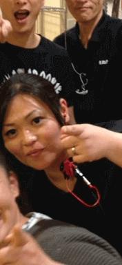掃除講座卒業松本 明子さん