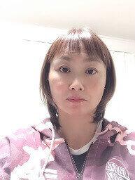筋トレ講座卒業印藤奈美さん