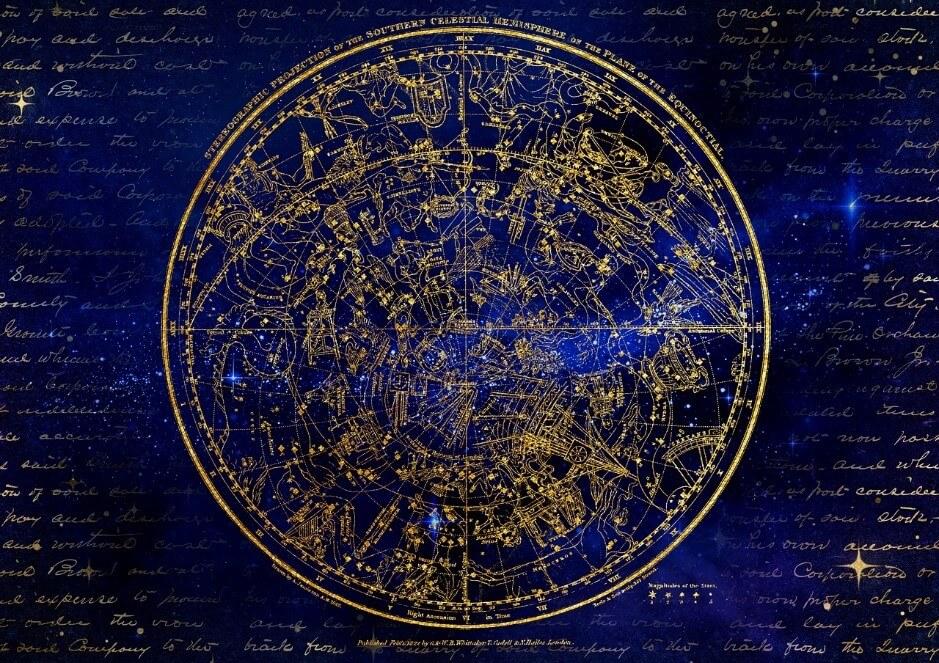 知っておきたい。ホロスコープの読み方と天体の配置について