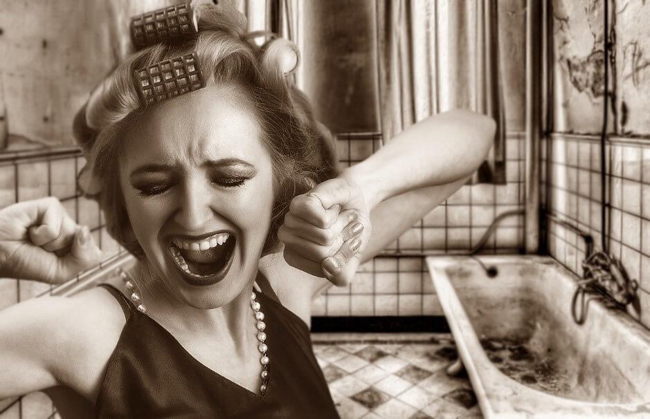 どうしても溜まるイライラ!育児ストレスの原因と解消方法