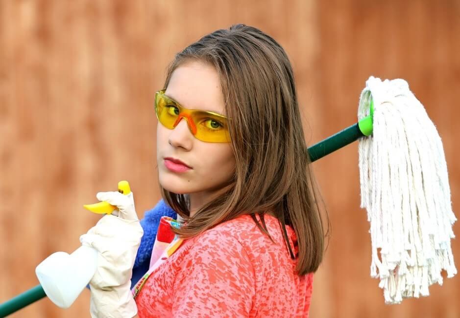 掃除だけでも運気アップ!お掃除風水の効果とやり方