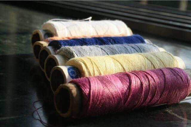 覚えておきたい!刺繍糸の取り方・使い方について