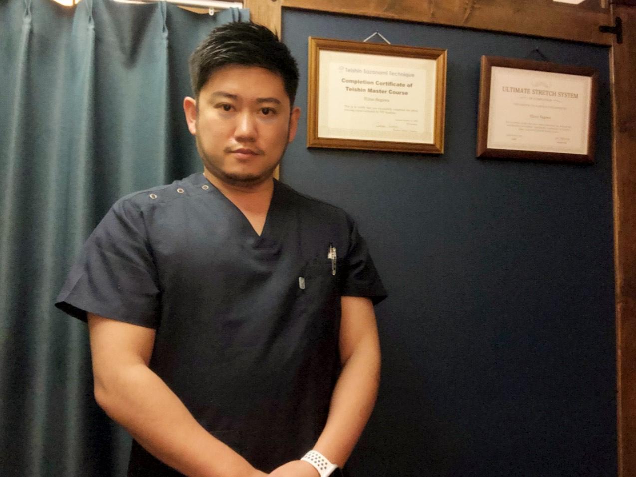 東洋医学鍼灸マッサージハリエンジュ治療院院長_瀬川浩央先生(つぼ講座)