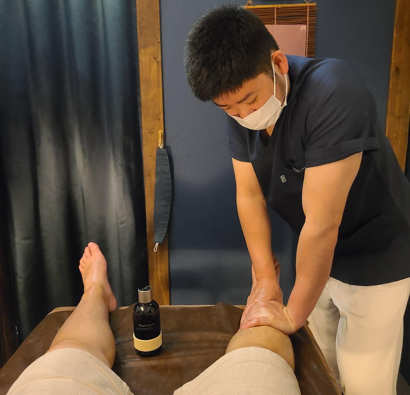東洋医学鍼灸マッサージ瀬川浩央先生(つぼ講座)
