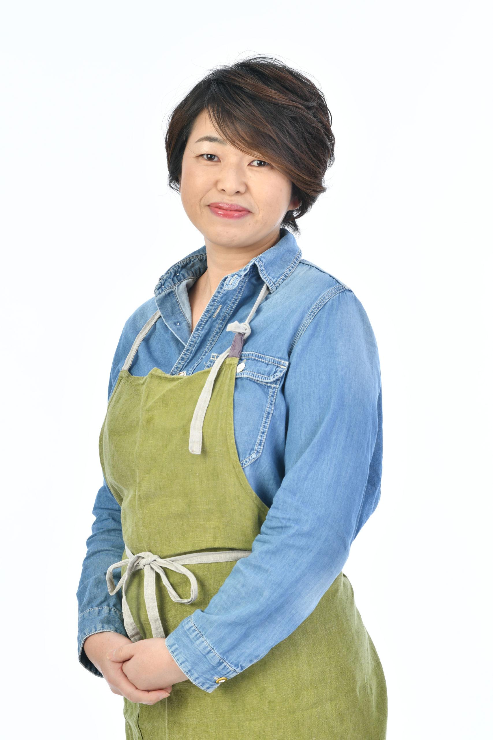 望月かよこ先生(発酵食品講座)
