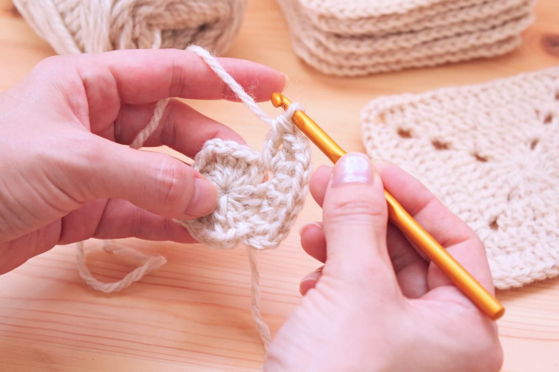 編み物W資格取得講座