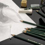 鉛筆デッサンマスターW資格取得講座