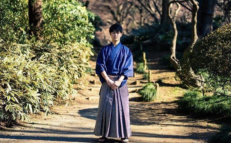 日本茶講師 岩本宗涼先生